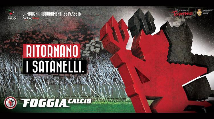 Campagna Abbonamenti Foggia Calcio